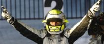 Button Scores First Career Win in Monaco
