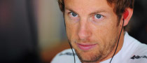 Button Wants to End Career at McLaren