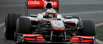 Button's Absent-Minded Mechanic Not Fired
