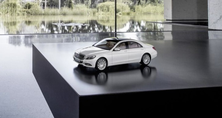 Buy a 2014 Mercedes-Benz S-Class for EUR15.90 [Scale Model]