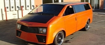 Buy a Lamborghini Van for Only $8,000 [Photo Gallery]