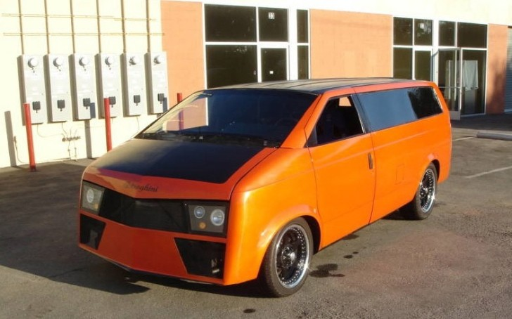 Buy a Lamborghini Van for Only $8,000 - autoevolution