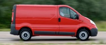 Buy a Vauxhall Van and Get Five Percent Cashback