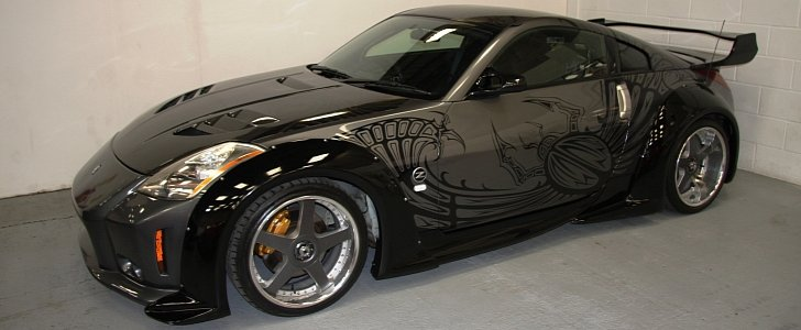 Buy the Tuned Up 2003 Nissan 350Z Takashi's Friend Drove ...