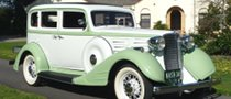 Buyers Return to Classic Car  Sales in Australia