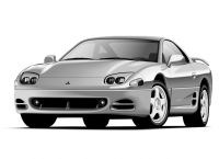 The Mitsubishi 3000 GT VR4 is a pretty good deal on the used sports car market.