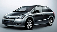 BYD's e6 electric car will be displayed at NAIAS