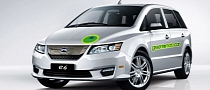 BYD Zero-Emission London Cabs Coming