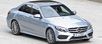 C-Class W205 To Feature Stop and Go Automatic Pilot