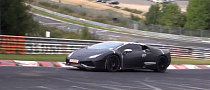 Cabrera Supercar Hard-Testing at the Nurburgring [Video]