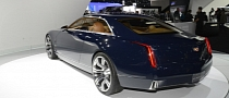 Cadillac at 2013 LA Auto Show [Live Photos]