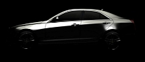 Cadillac ATS to Be Unveiled One Day Ahead of Detroit Auto Show
