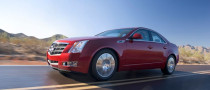 Cadillac ATS, CTS to Use Alpha RWD Platform