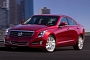 Cadillac ATS Making European Debut in Geneva