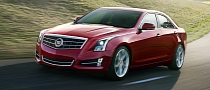 Cadillac ATS Named 2012 Esquire Car of the Year