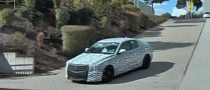 Cadillac ATS Spied Testing on the Nurburgring [Video]