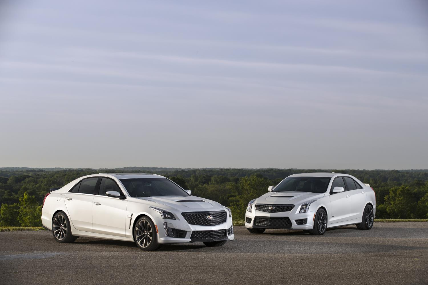 Cadillac Carbon Black Sport Package is Go for the ATS and CTS ...