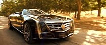 Cadillac Ciel Concept Revealed at Pebble Beach [Video]