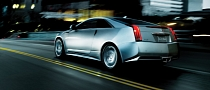 Cadillac CTS Is the Best-Selling Mid-Size Luxury Coupe in America