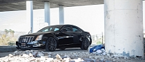 Cadillac CTS Looks Sharp on Vossen Wheels [Photo Gallery]