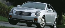 Cadillac CTS Recalled for Airbag Issues