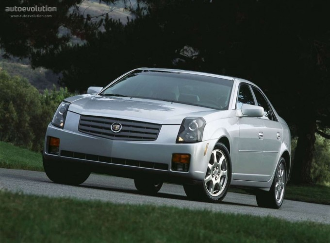 cadillac cts recalled for airbag issues autoevolution. Black Bedroom Furniture Sets. Home Design Ideas