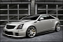 Cadillac CTS-V Coupe Gets Improved by Hennessey