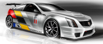 Cadillac CTS-V Race Spec Revealed
