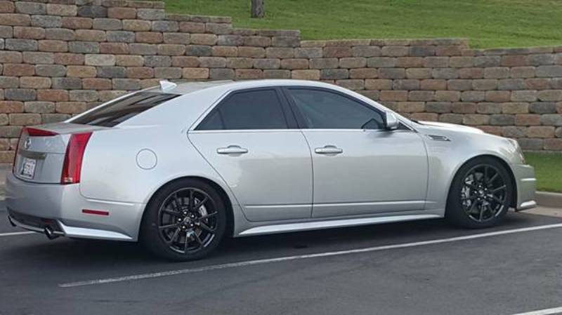 Cadillac CTS-V Sedan with 704 RWHP Shows Up on Craigslist ...