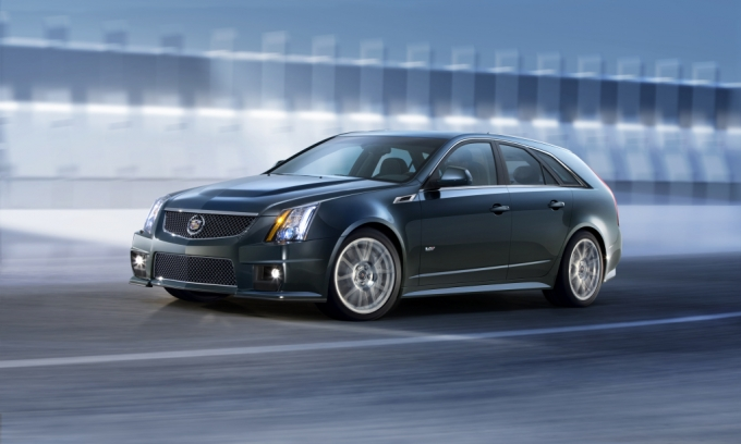 Cadillac Cts V Wagon Pricing Announced Autoevolution