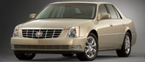 Cadillac DTS Named Most Dependable Large Premium Saloon