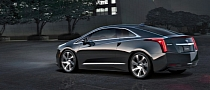 Cadillac ELR Sporty Range-Extender Revealed [Photo Gallery]