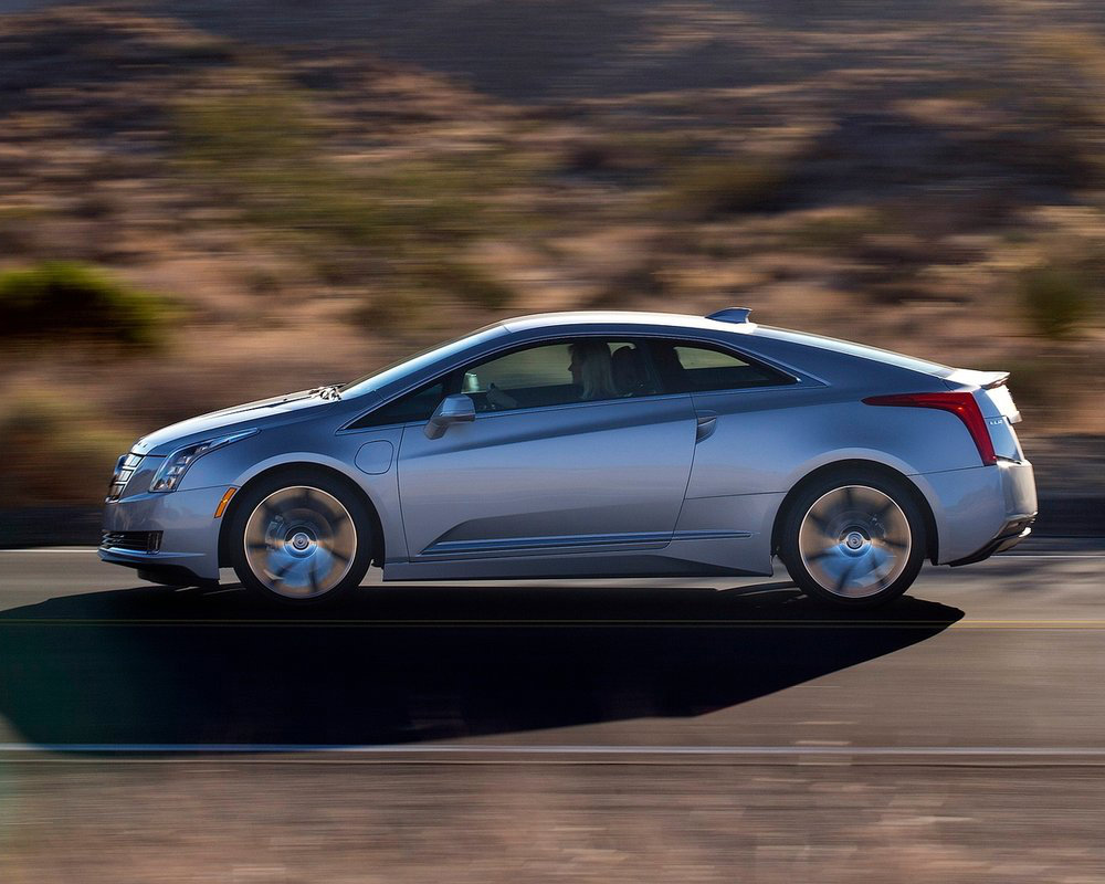 Cadillac Elr To Receive A Successor New Models And V8