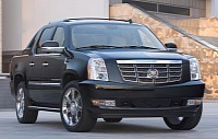Cadillac Escalade is on top of the list of thieves's favorite large pickup trucks