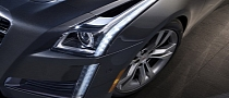 Cadillac Explains Its New, Aggressive Headlight Design