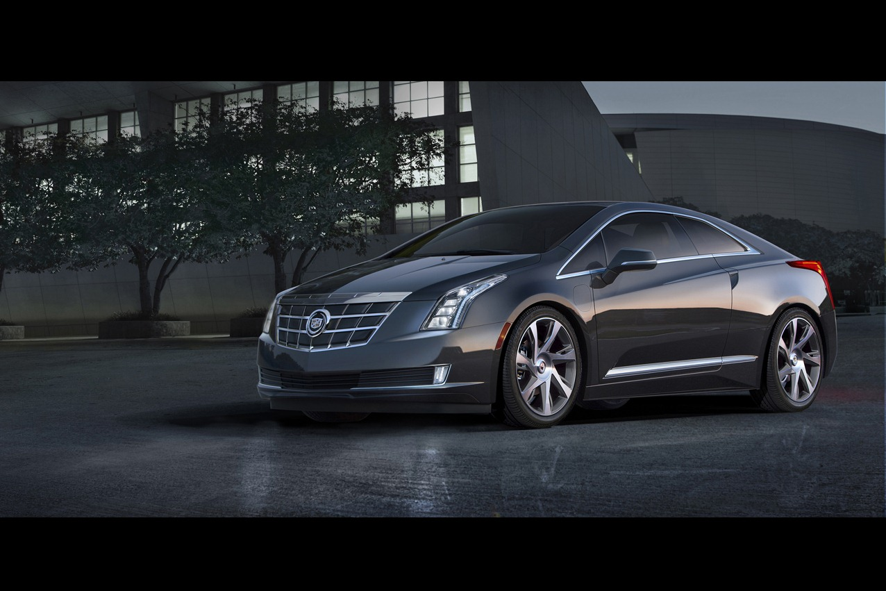 Speaking To The Ps At Hybrid Cars Cadillac Product Communications Manager David Caldwell Stated Following Elr Production Recently