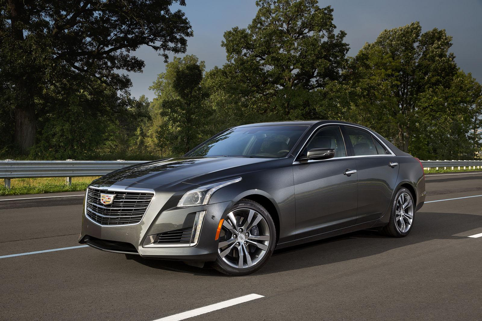 Cadillac Might Be Cooking A Smaller Rear Wheel Drive