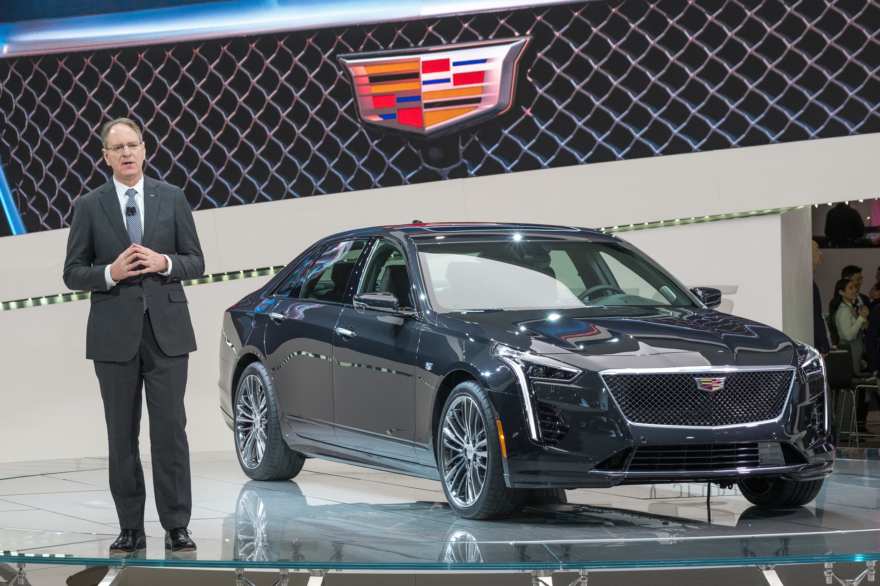 """Cadillac President Johan de Nysschen """"Leaves"""" GM, Replaced By Steve ..."""