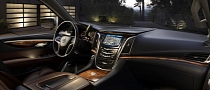 Cadillac Previews 2015 Escalade's Interior