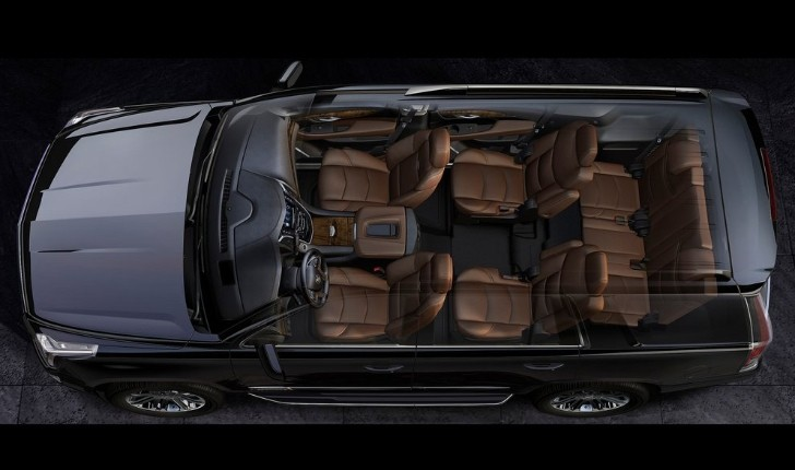 cadillac readying three row crossover for 2016 autoevolution. Black Bedroom Furniture Sets. Home Design Ideas