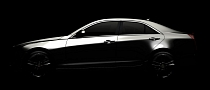 Cadillac Releases First Official Image of 2013 ATS Sedan