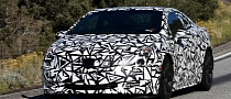 Cadillac Shows Camouflaged ELR Ahead of Detroit Debut