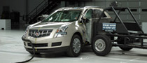 Cadillac SRX Gets IIHS Top Safety Pick