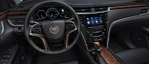 Cadillac Talks XTS' Genuine Sapele Wood Interior