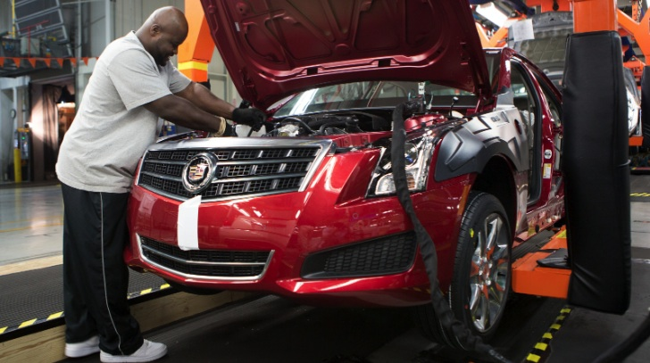 Cadillac To Auction First 2013 Ats For Charity Autoevolution