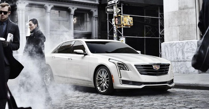 Cadillac To Auction First Ct6 Model For Charity