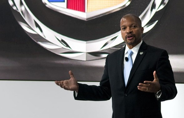 Cadillac Top Exec Announces Surprise Exit