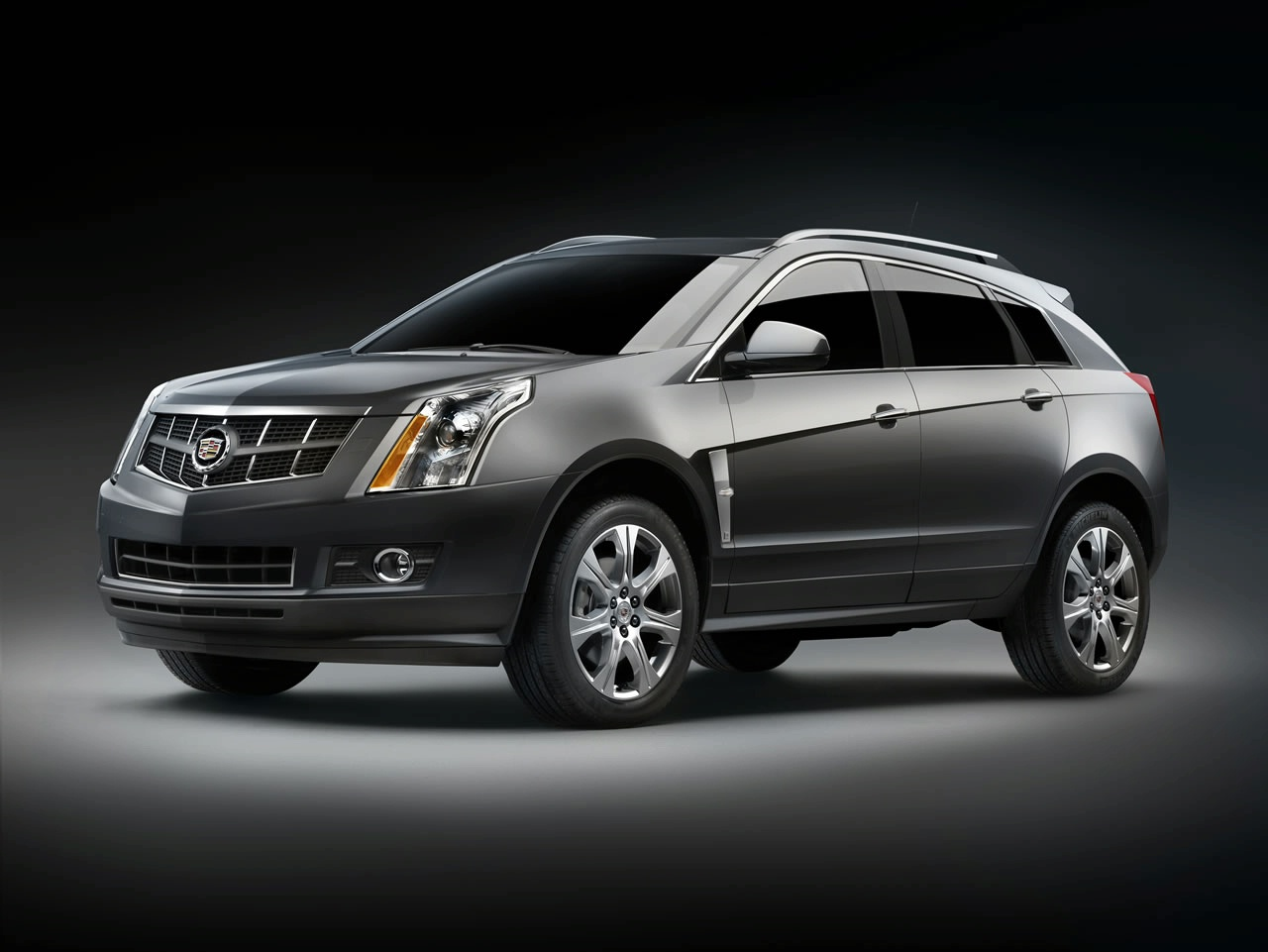 2010 cadillac srx unveiled autoevolution. Black Bedroom Furniture Sets. Home Design Ideas