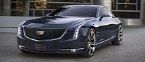 Cadillac Unveils Stunning Elmiraj Concept at Pebble Beach [Video][Photo Gallery]