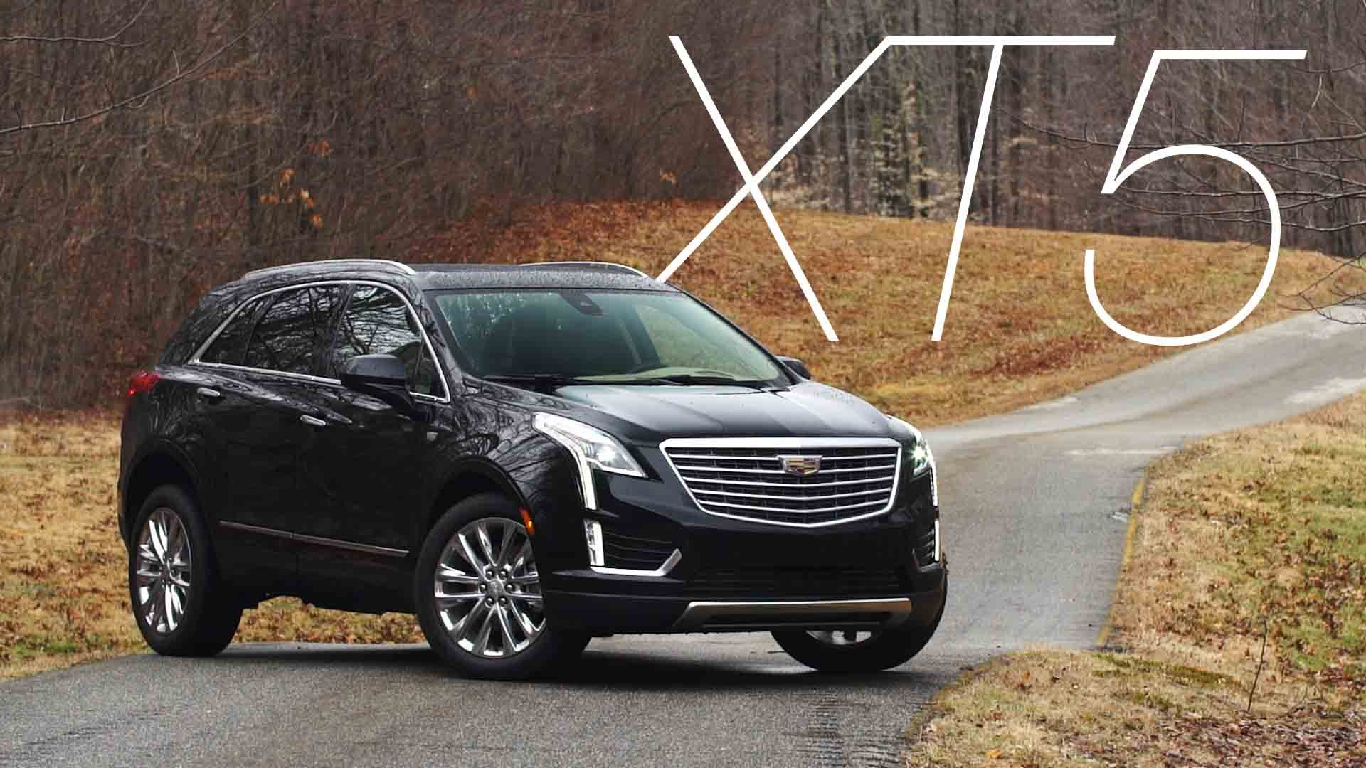 Cadillac Xt5 Loved By Consumer Reports Despite High Price